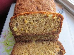 What's Baking: Pineapple-Zucchini Bread