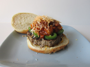 Sammich Saturday: Frito Pie Burger