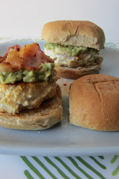 Sammich Saturday: California Club Chicken Sliders