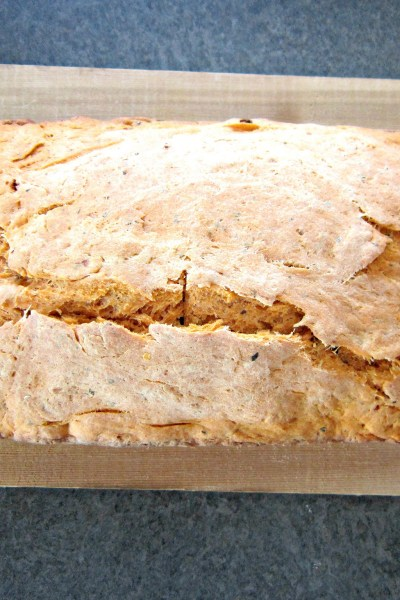 What's Baking: Tomato-Basil Bread