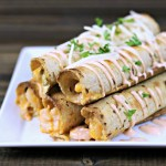 Taco Tuesday: Buffalo Shrimp Taquitos