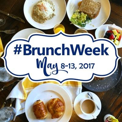 #BrunchWeek 2017