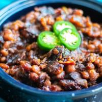 Jalapeno Bacon Baked Beans