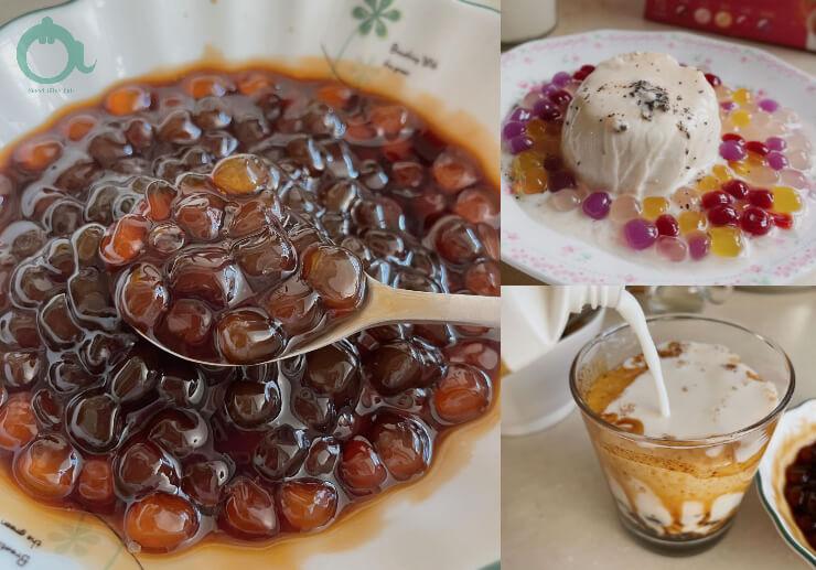 免煮珍珠粉圓食譜