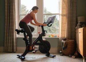 Invertir en Peloton: las bicicletas con streaming