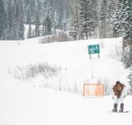 Yeti Snowboarding