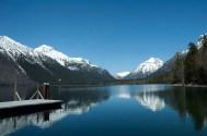 Lake McDonald Dock