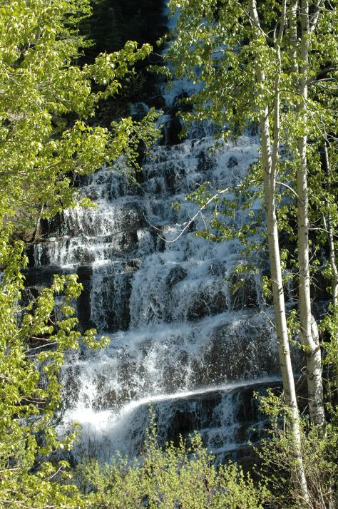 Waterfall Spring 2009
