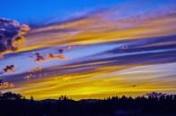 June Summer Sunset