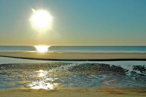 Amelia Island, Sunrise, Tidal Pools, Ocean
