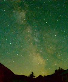 Polebridge, Milky Way