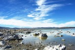 Mono Lake, Tufas and Water