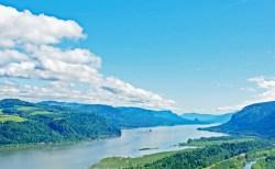 Columbia River Gorge, Long Shot