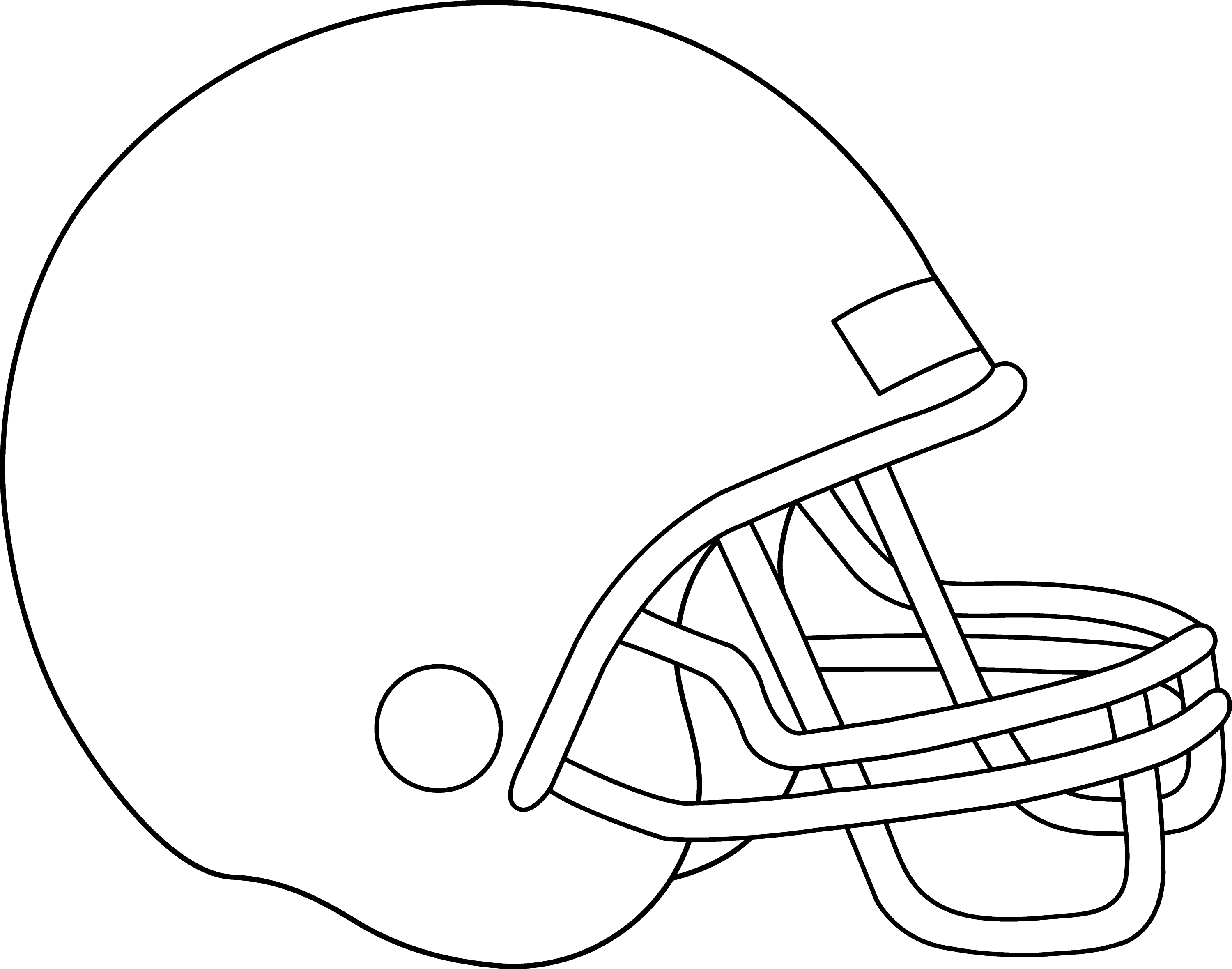 - Nfl Football Helmets Coloring Pages Clipart Panda Free Clipart