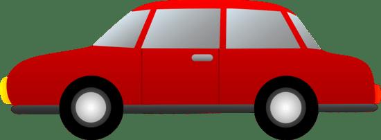 Little Red Sedan