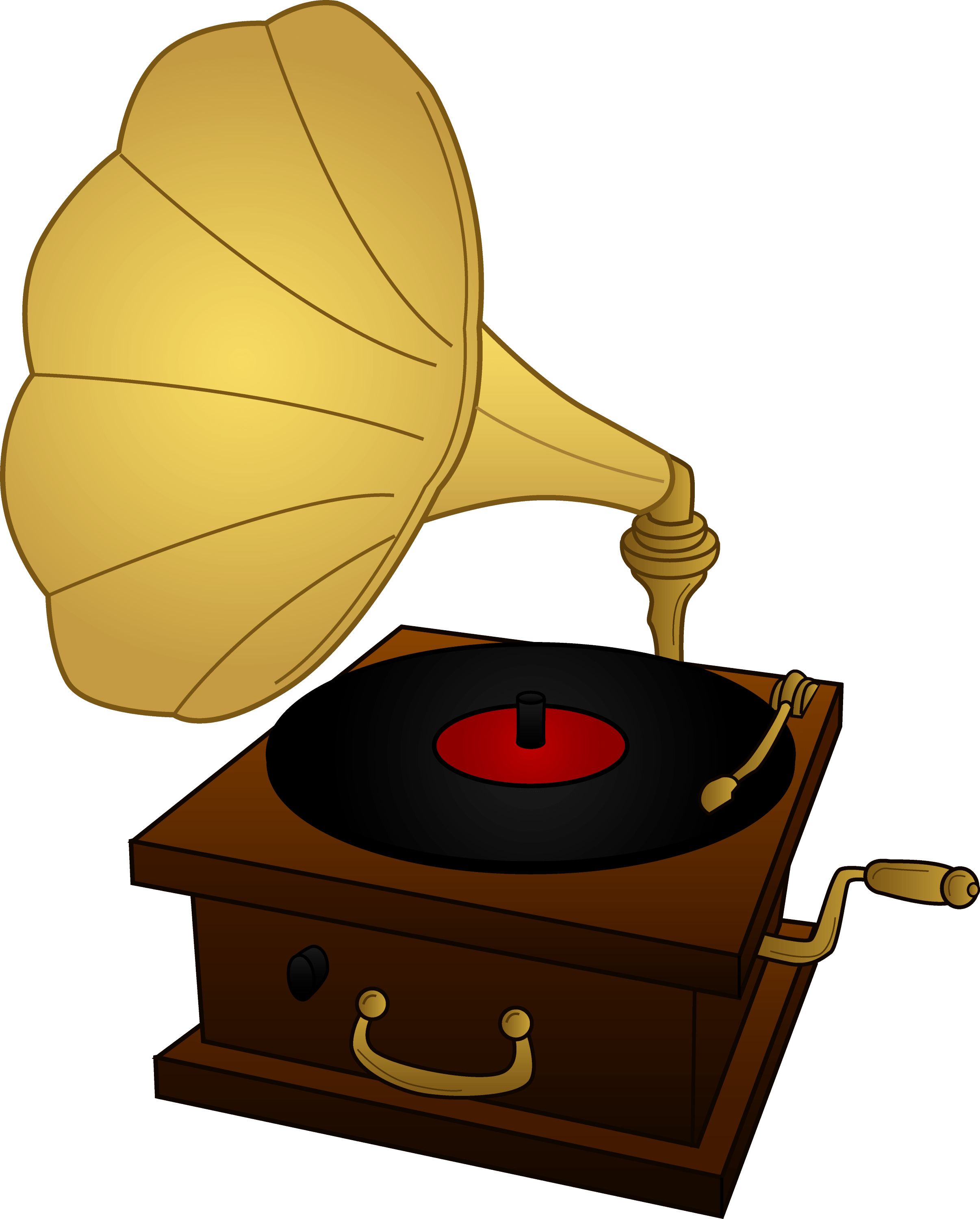 Image result for free clip art record player