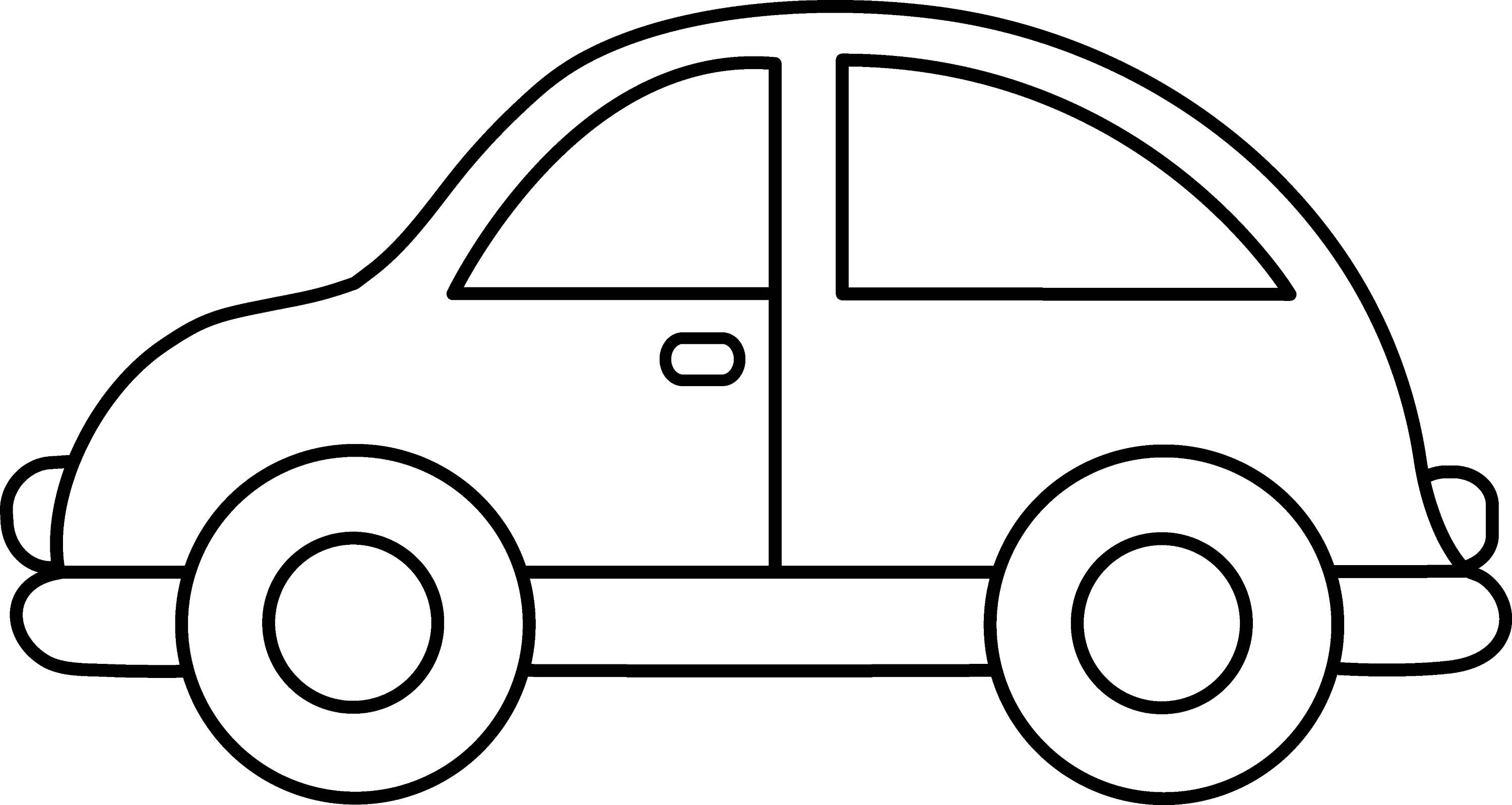 free coloring pages of toy cars