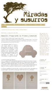 MIRADAS Y SUSURROS 6 MARZO13