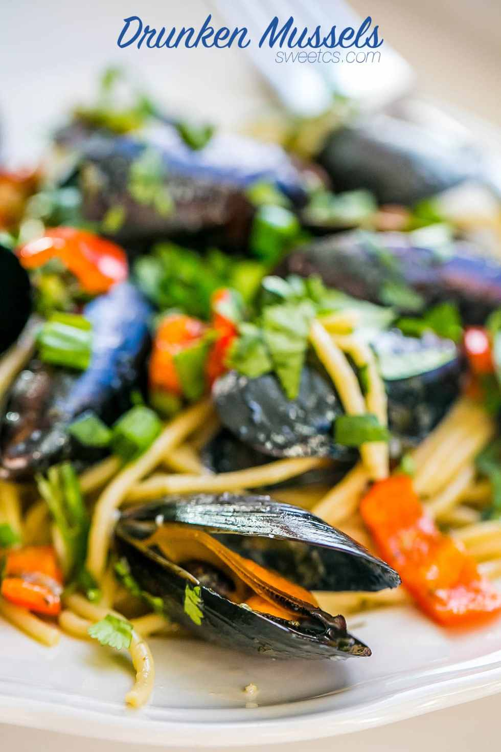 Drunken Mussels {Sweet C's Designs}