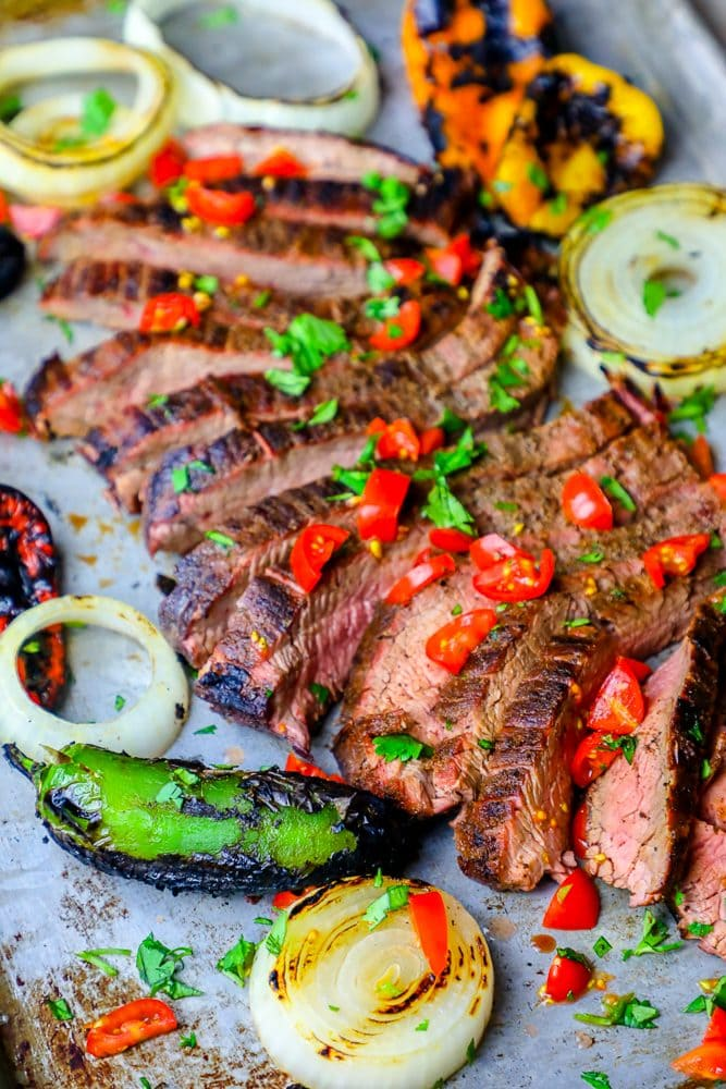 The Best Grilled Carne Asada Recipe Ever Sweet Cs Designs