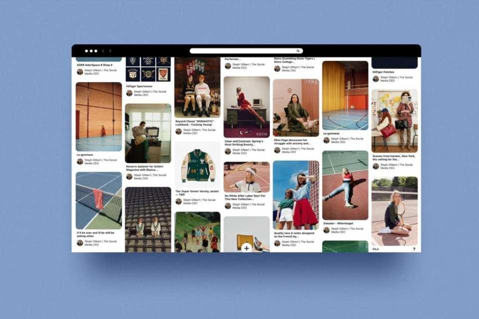Social Superlatives Pinterest Board