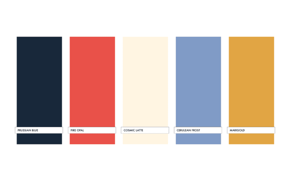 Social Superlatives Color Palette