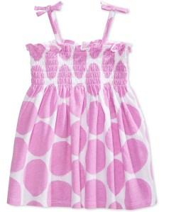 SALE! $2.56 (Reg $13.00) Baby Girl Cotton Sundress