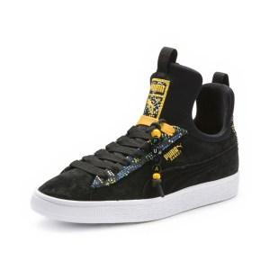 SALE! $49.99 (Reg $100.00) Puma Basket Fierce Women's Sneakers