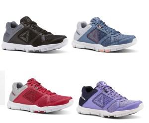 SALE! $28.19 (Reg $60.00) Reebok Women's Yourflex Trainette Shoes