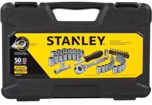 Walmart: $15.98 (Reg $19.97) STANLEY 50-Piece Mechanics Tool Set