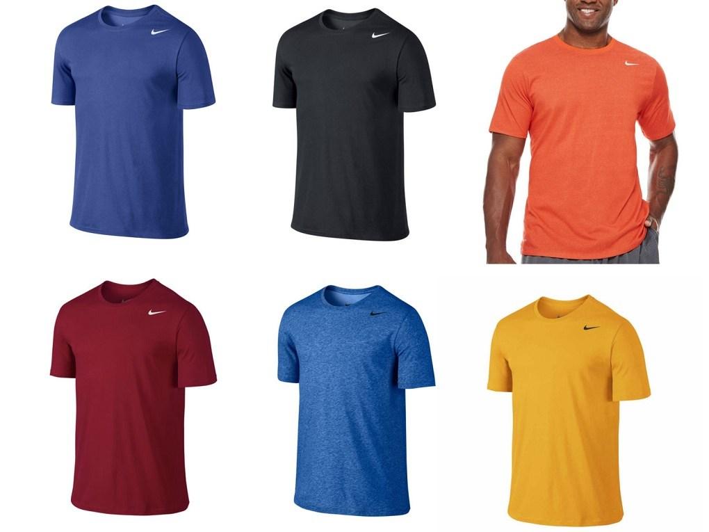 d3e88d76 $14.99 (Reg $25.00) Nike® Dri-FIT Short-Sleeve Tee – Big & Tall