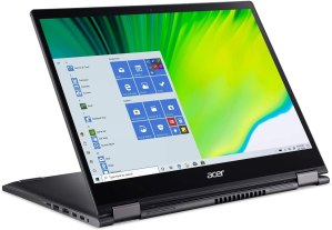 Lightning Deal! $899.99 (Reg $1,099.99) Acer Spin 5 Convertible Laptop
