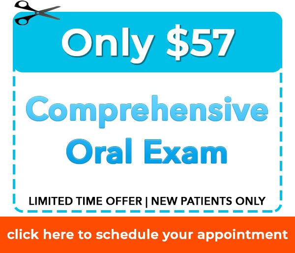 New Patient Dental Emergency Exam Offer Dentist Danbury, CT