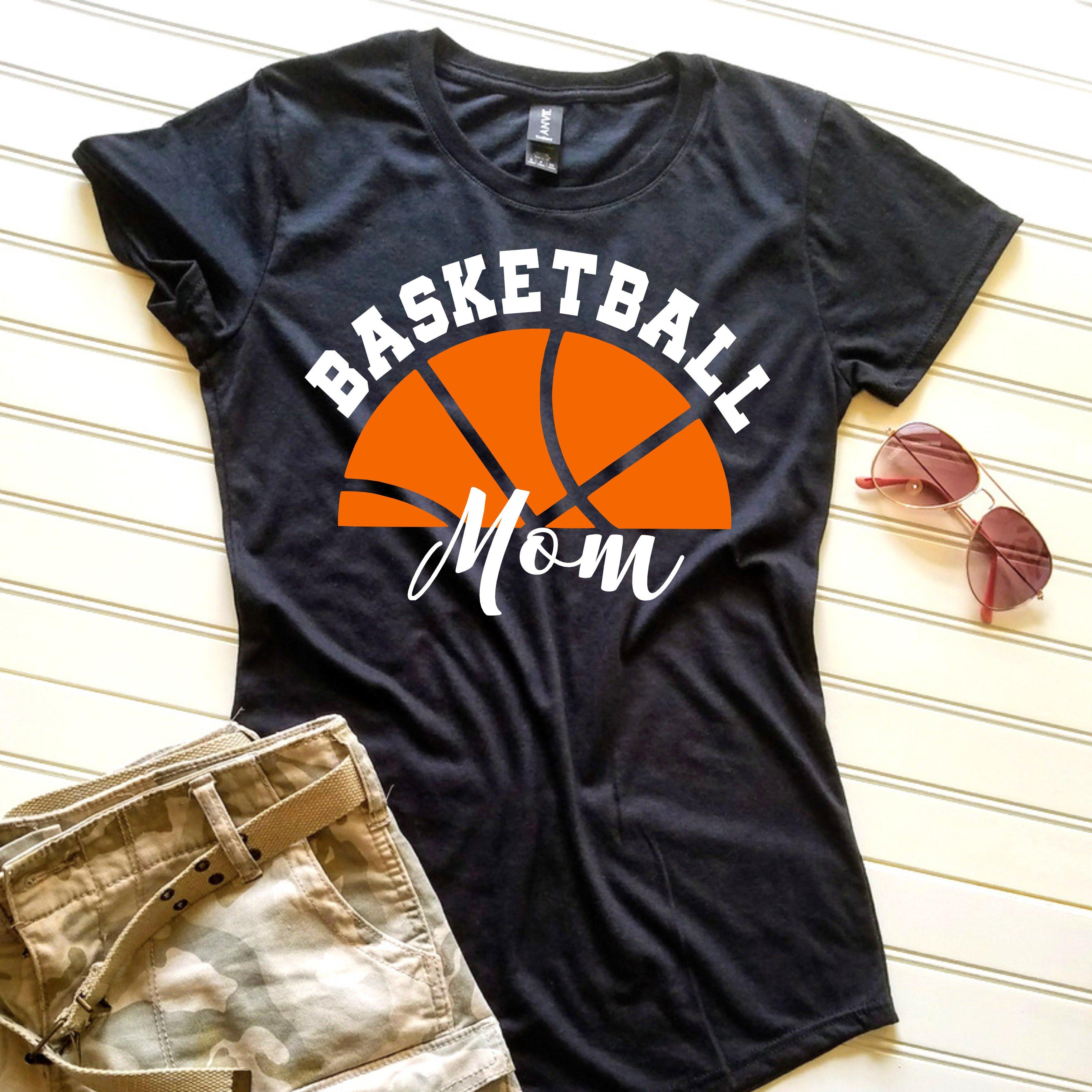 a539cee69435 Basketball Mom shirt ...