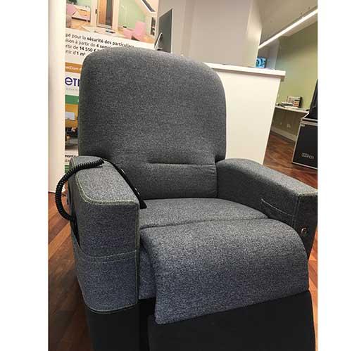 fauteuil rehausseur relaxant Ilem