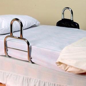 Barrière d'accès au lit