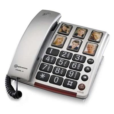 Photophone pour seniors
