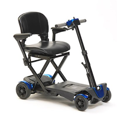 Scooter pliant Seniors PMR