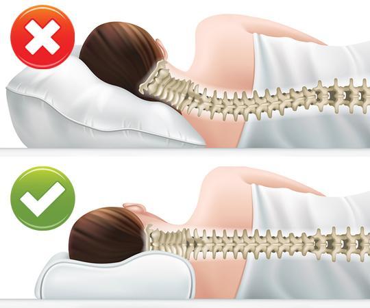SweetDream la almohada cervical que cambiara tu forma de dormir