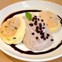 4月の新作パンケーキは素材感を味わう2種類が登場!