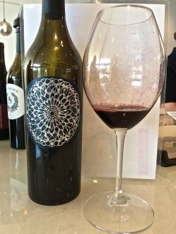 Alleromb La Gran Flor is 60% Malbec, 40% Cabernet Sauvignon from Scarline Vineyard in the Columbia Valley AVA.