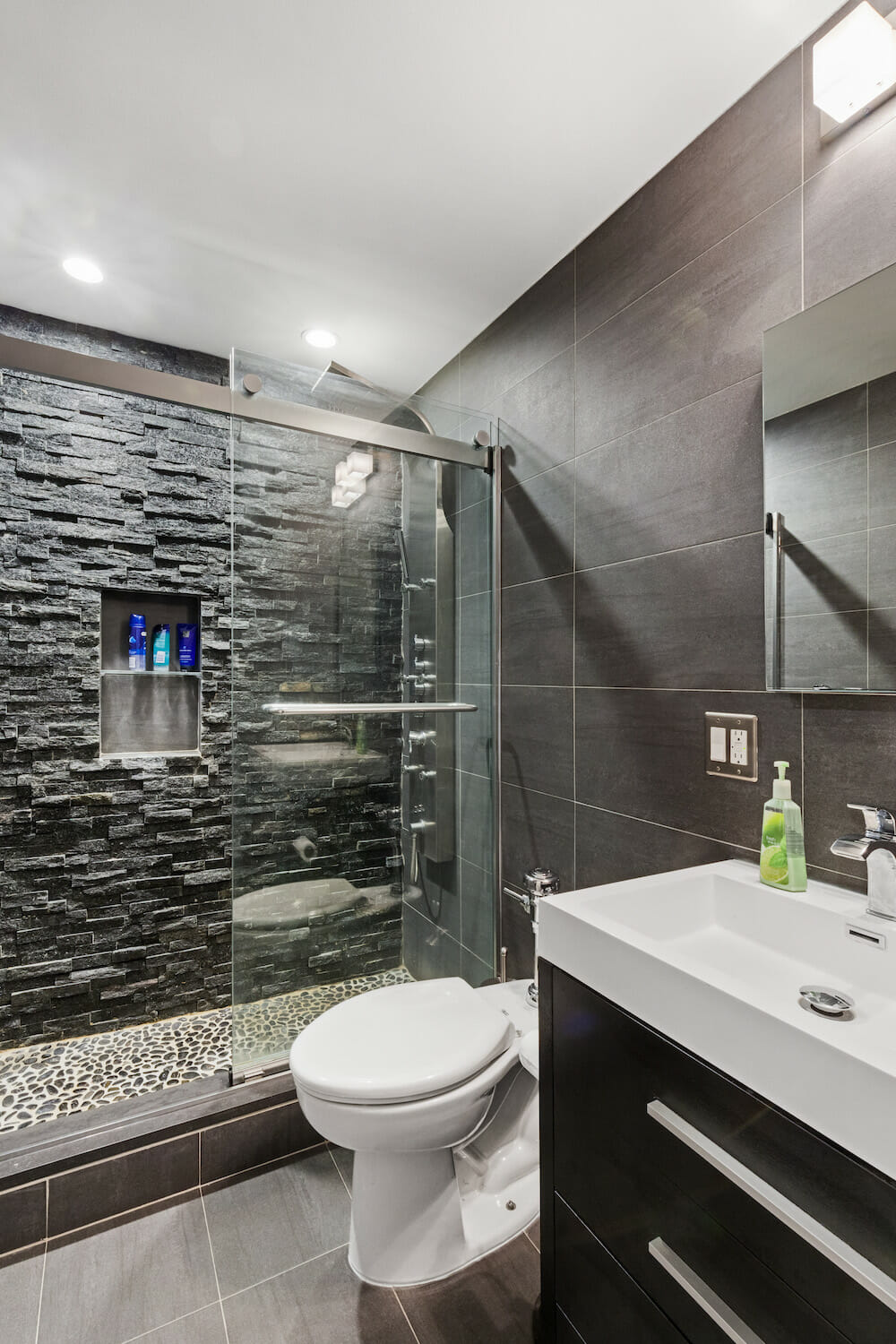 bathroom lighting a guide to types and locations sweeten
