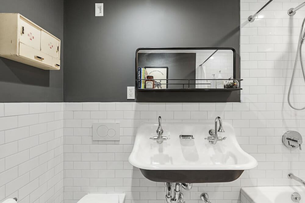 how long does a bathroom renovation take