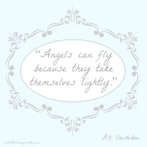 GK Chesterton quote 2