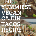 Easy and Delicious Cajun Tofu Tacos with Slaw