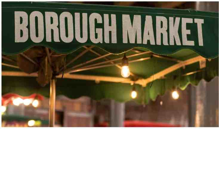 5 Awesome Places to Get Vegan Food at Borough Market London in 2021