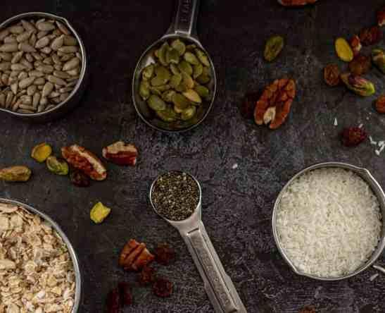 Easy 2 Step Gluten Free and Vegan Granola