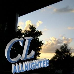 Contact Lens 'Allnighter'
