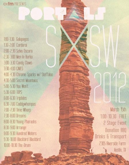 PORTALS SXSW 2012