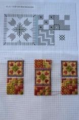 Stitching charts